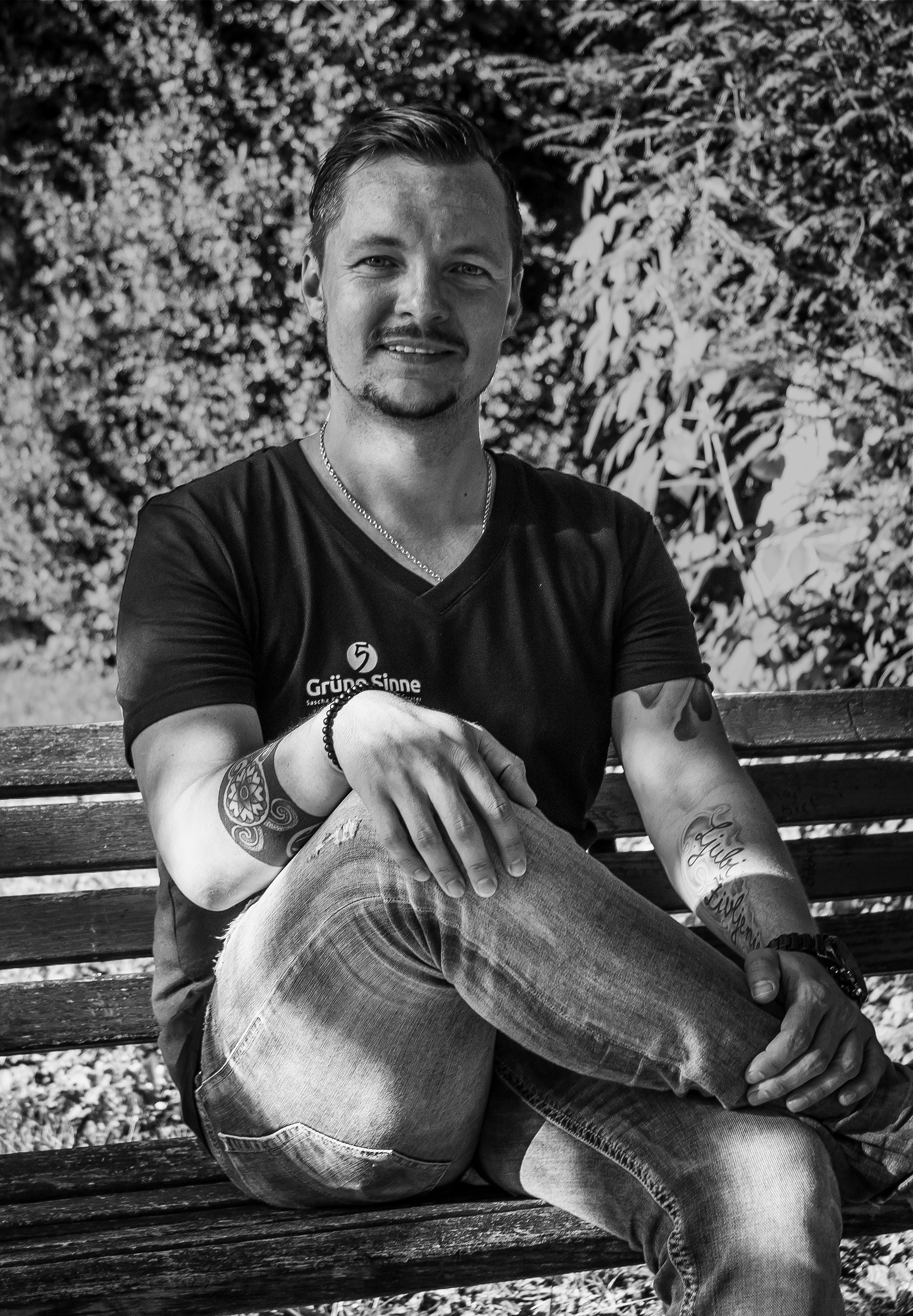 Sascha Köberle Profil Grüne Sinne