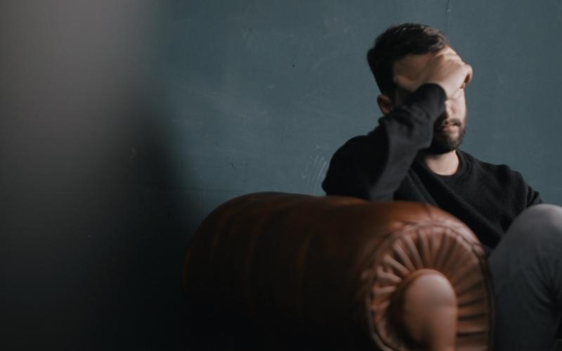 Burnout und Depression Grüne Sinne